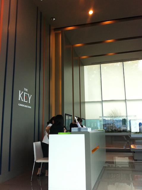 สำนักงานขาย THE KEY