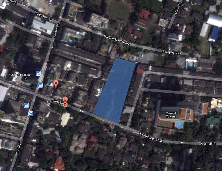 มองจาก Google Map