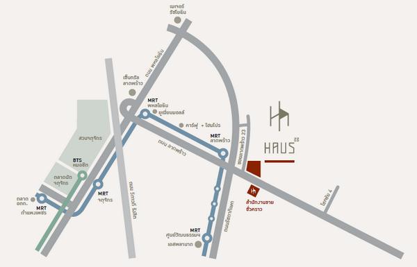 haus23 map
