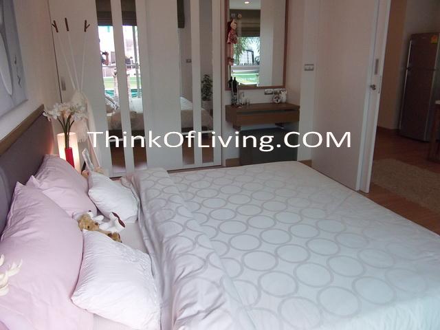 tree condo luxe bedroom