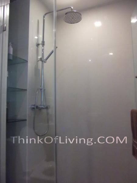 ห้องน้ำ tree condo luxe