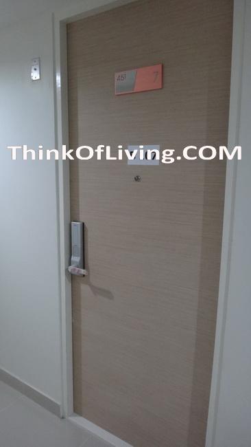 metrosky digital door lock