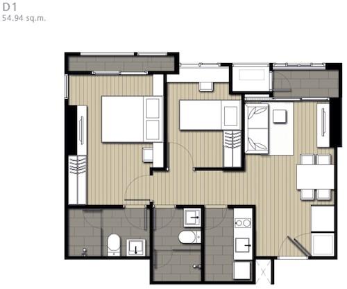 IDEO Mobi ผังห้อง (4)