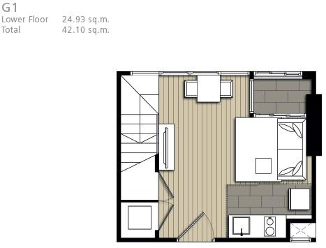 IDEO Mobi ผังห้อง (10)