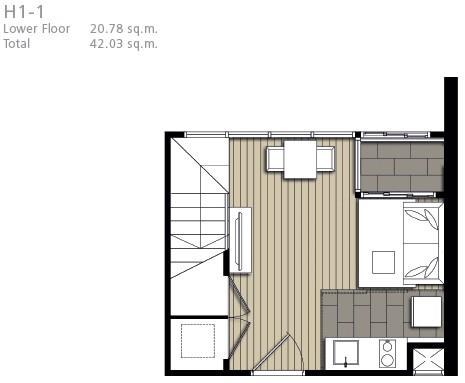 IDEO Mobi ผังห้อง (12)