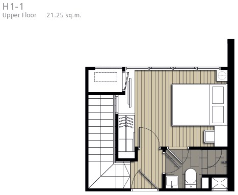 IDEO Mobi ผังห้อง (13)