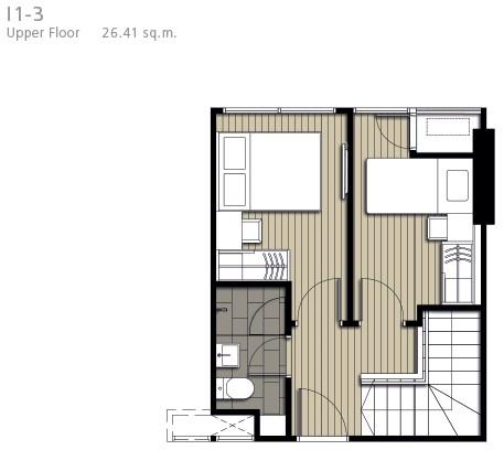 IDEO Mobi ผังห้อง (15)