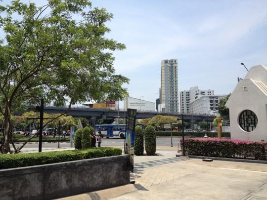 จามจุรี Chamchuri Square Residence (10)