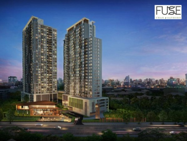 พาไปดูทำเล Fuse ถนนจันทน์ คอนโดตึกสูงโครงการใหม่จากพฤกษา