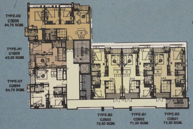 Chambers Floor Plans A