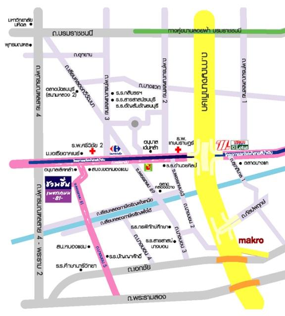 ชวนชื่น map