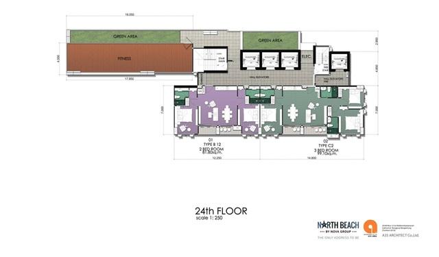 North Beach_Floor Plan- 24th Floor