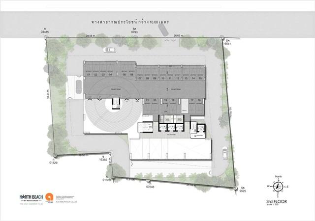 North Beach_Floor Plan-3rd Floor