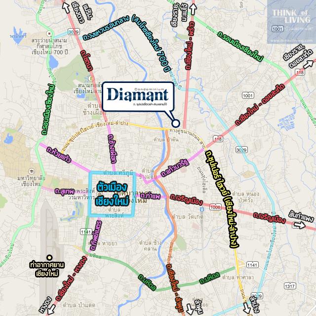 Diamantเชียงใหม่_Map_Area2