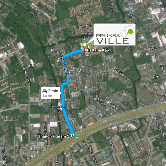 PSV_Rama2-28_Map_Route-A