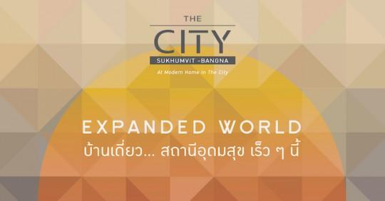 The City Sukhumvit - Bangna (1)