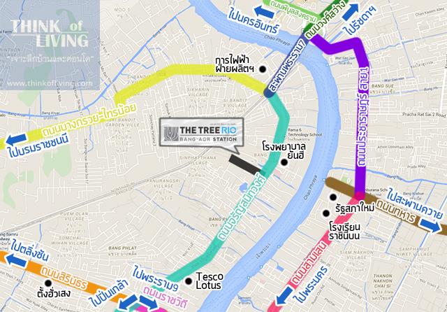 the tree rio 1map3km