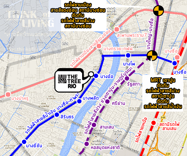the tree rio 2map mass transit