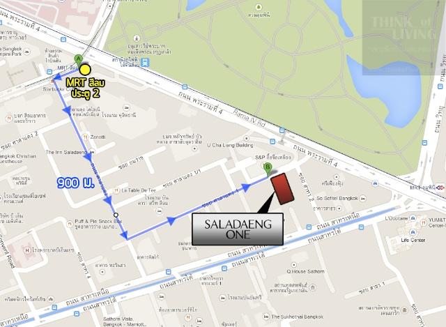 แผนที่-MRT-สีลม