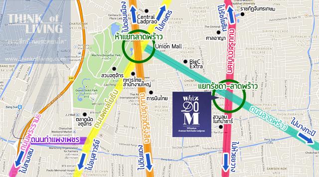 1 whizdom map 3 km
