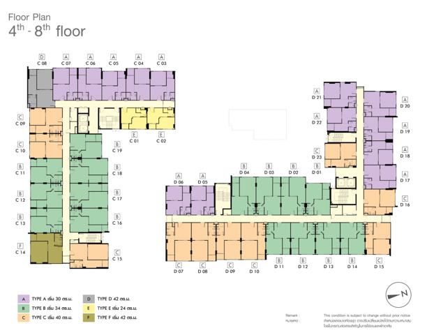 MONO PHASE 2 Floor 4th-8th