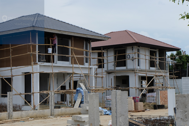 บุราสิริ บ้านกำลังสร้าง2