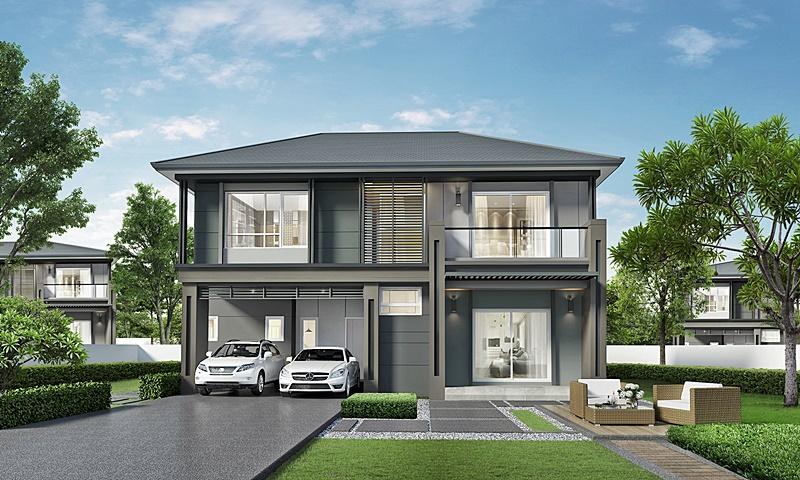 บ้านเดี่ยวโครงการใหม่ CENTRO ศรีนครินทร์-บางนา จาก AP เปิดจอง 31 ต.ค.-1 พ.ย.นี้   thinkofliving.com