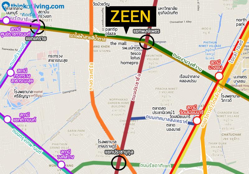 map 2 places