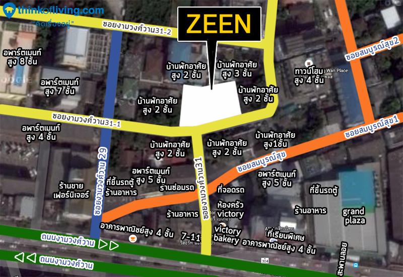 map 5 surrounding
