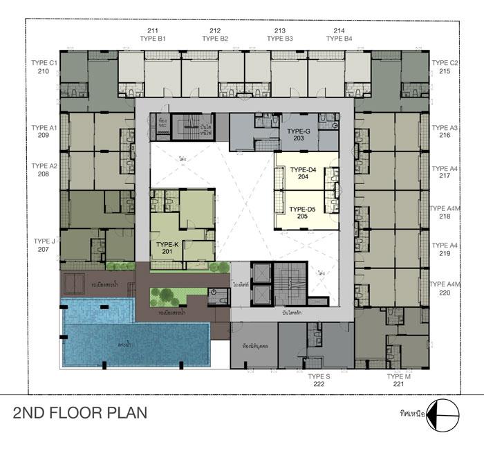 Modiz_2nd Floor