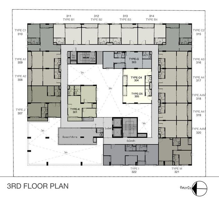 Modiz_3rd Floor