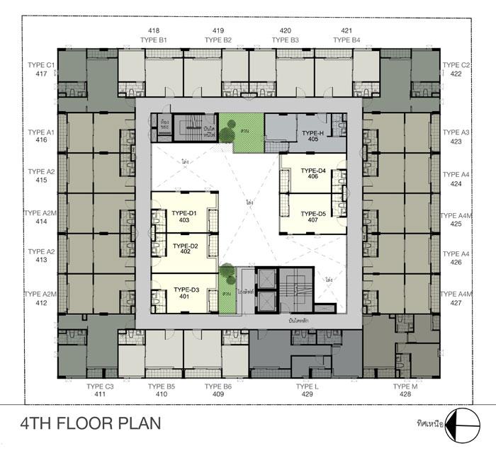 Modiz_4th Floor