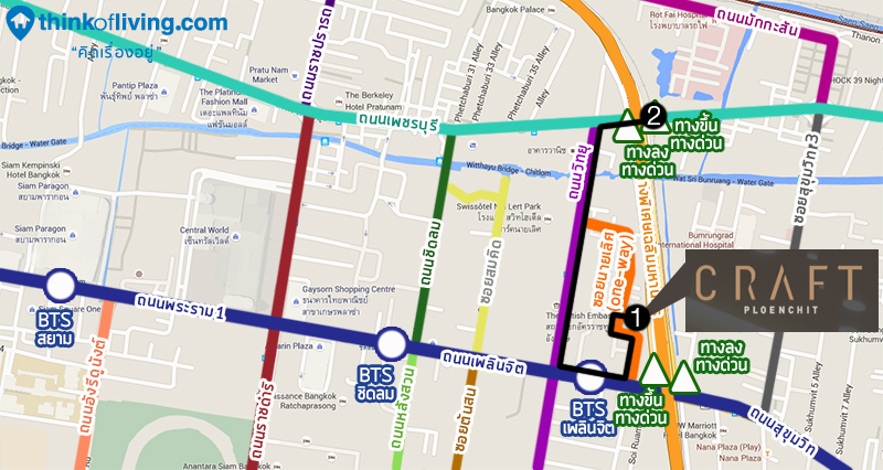 MAP4 tollway route2