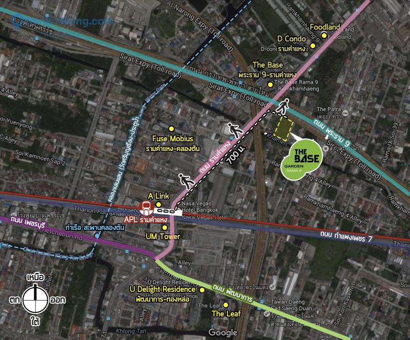 แผนที่การเดิน2