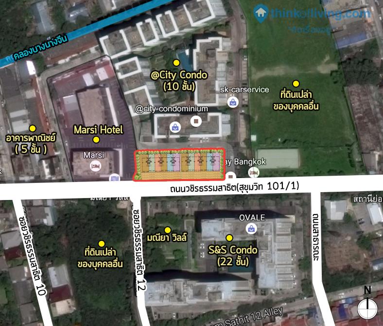 Map Zoom toscana