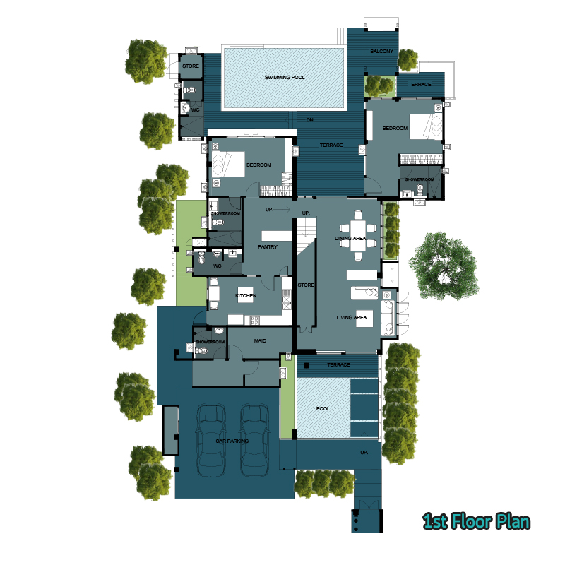Maris 1 st floor