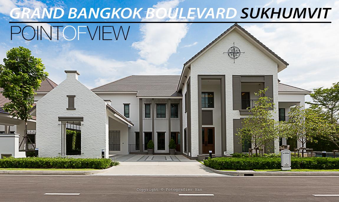 เปิดบ้านสไตล์ผู้ดีอังกฤษ ตกแต่งแบบ English Craftsman จาก Grand Bangkok Boulevard สุขุมวิท  [Point of View ตอนที่ 27]