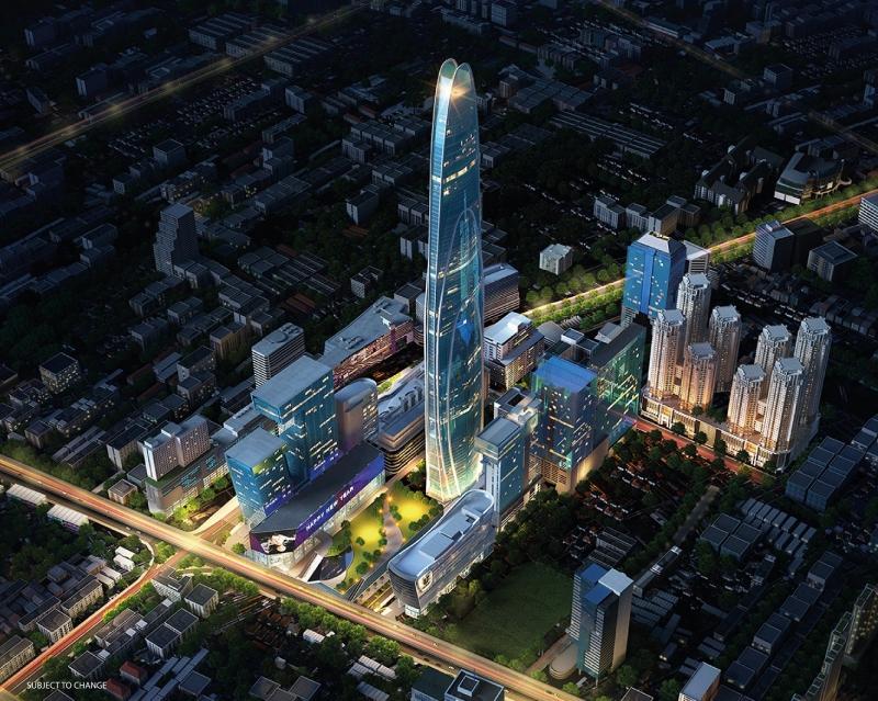อาณาจักร G Land_New Business District แห่งใหม่ใจกลางถนนพระราม 9