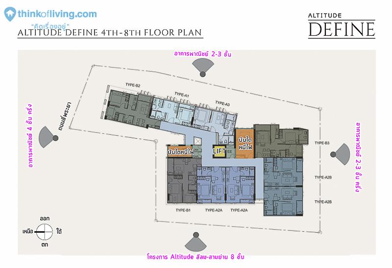 ALTITUDE define floor5