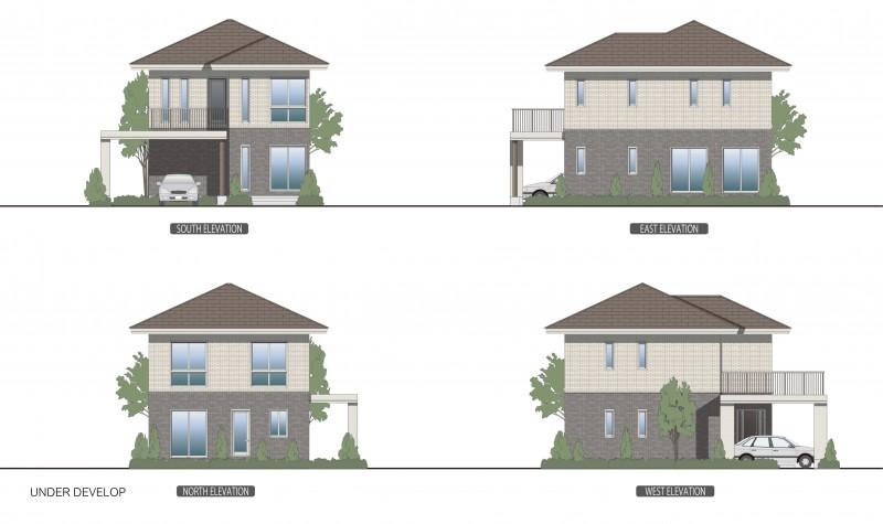 SINGLE-HOUSE PLAN 140716
