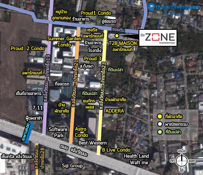 de Zone route (1 of 1)