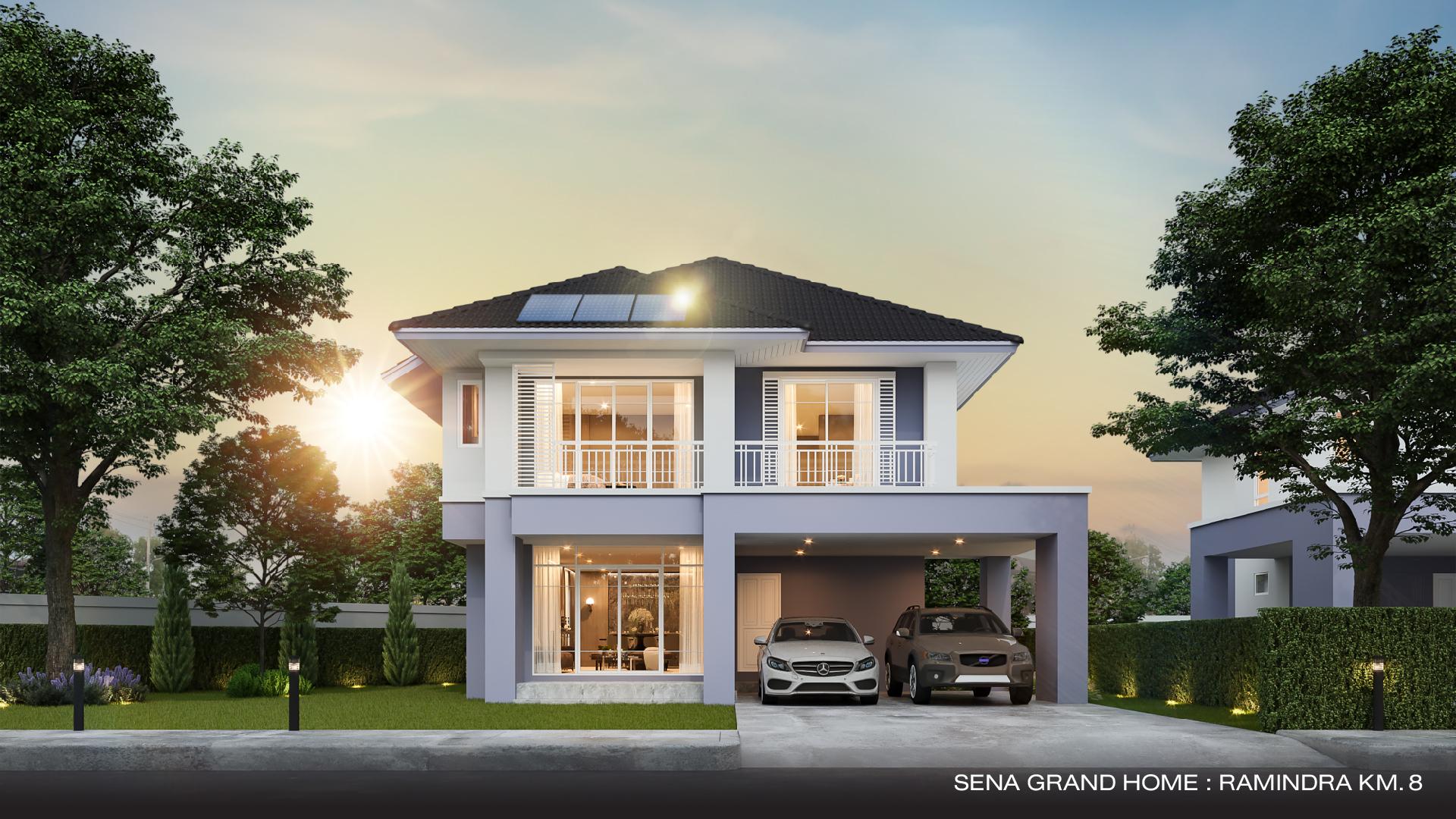 Sena Grand Home รามอินทรา กม. 8