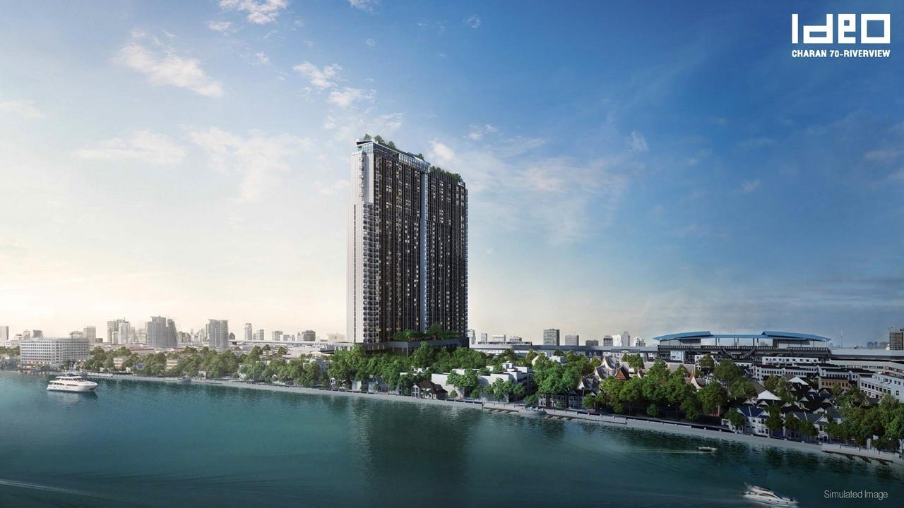IDEO จรัญฯ70 – ริเวอร์วิว คอนโด High Rise วิวแม่น้ำ บนถนนจรัญสนิทวงศ์ ห่าง MRT สถานีบางพลัด 300 เมตร จาก Ananda [PREVIEW]