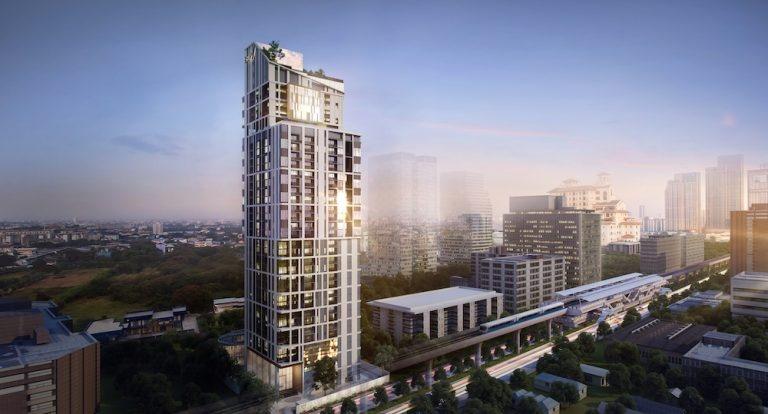 PITI สุขุมวิท 101 คอนโด High Rise ติดถนนสุขุมวิท ใกล้ BTS บางจากเพียง 350 เมตร และ BTS ปุณณวิถี 400 เมตร จาก Sena Development [PREVIEW]