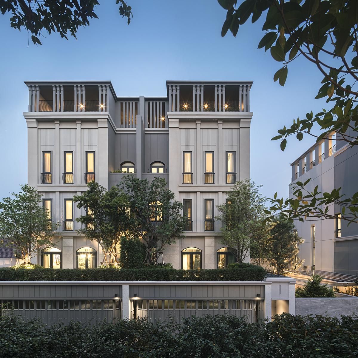 Malton Private Residences Ari บ้านเดี่ยวระดับ Super Luxury ในซอยพหลโยธิน 8 (สายลม) ใกล้ BTS อารีย์ จาก Major Development [PREVIEW]