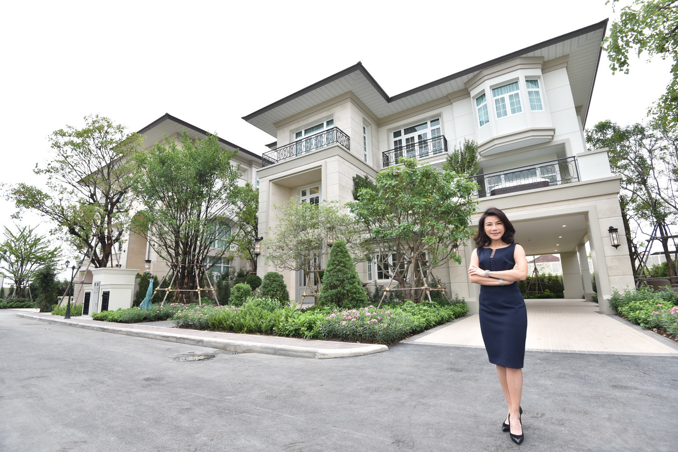 Crystal Solana บ้านเดี่ยวระดับ 6 ดาว จาก K.E. Group มูลค่าโครงการกว่า 4,500 ลบ.