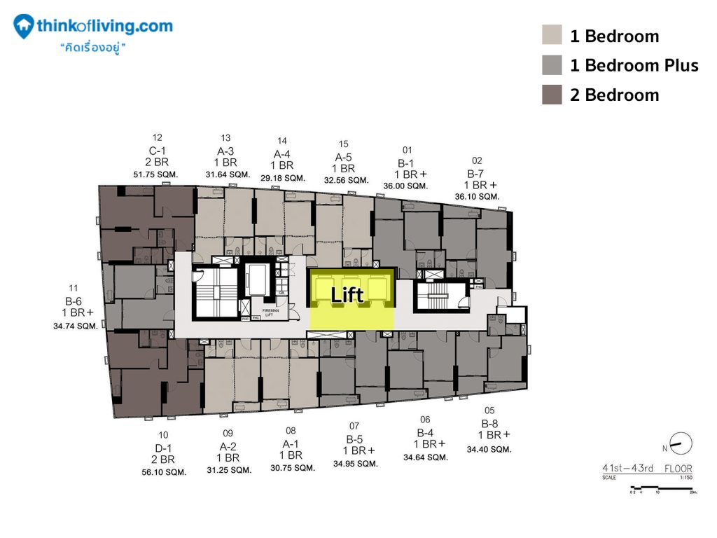 PLAN-THE-RICH-41ST-43TH-Floor
