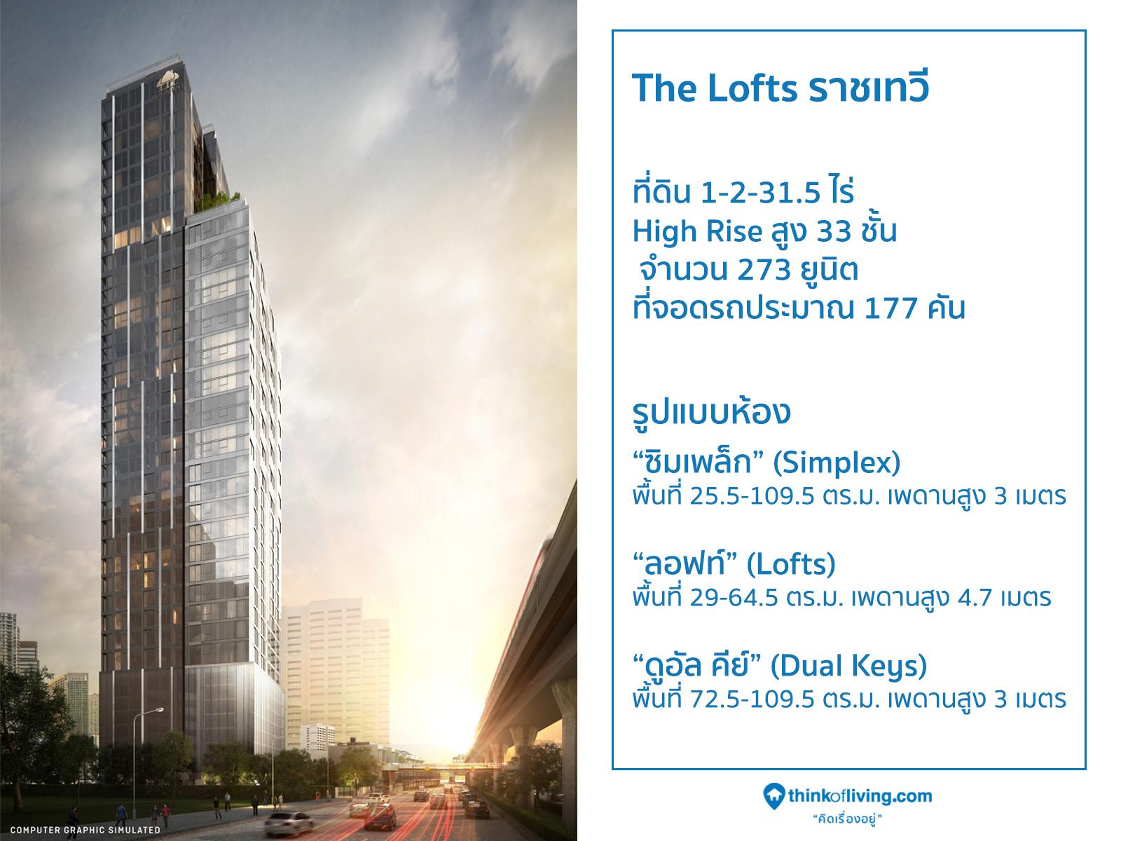 The Lofts ราชเทวี